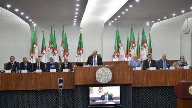 صورة المجلس الشعبي الوطني يستأنف جلسته بتوجيه 21 سؤالا ل7 وزراء غدا الخميس