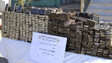 """صورة توقيف 29 تاجر مخدرات وحجز أزيد من 14 قنطار من """"الزطلة"""" قادمة من المغرب"""