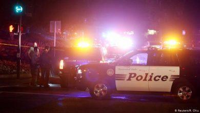 """صورة الموت أهون في أمريكا .. مقتل 5 أشخاص جراء إطلاق نار """"بانديانابوليس"""""""