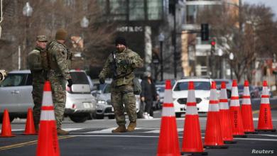 صورة أمريكا: اعتقال مسلح كان يخطط لاغتيال جو بادين أثناء مراسم تنصيبه