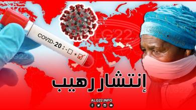 صورة الطفرة الجديدة لفيروس كورونا تزور القارات الأربعة