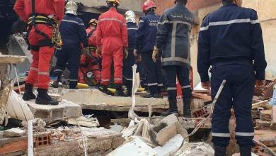 صورة وهران: وفاة شخص في انفجار منزل بحي الكاستور