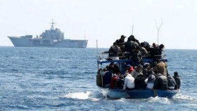 صورة عين تموشنت: إنقاذ 15 حراقا من موت محقق في عرض البحر