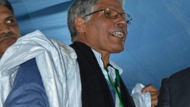 صورة السفير الصحراوي طالب عمر : المخزن يتلقى صفعة تلو الأخرى