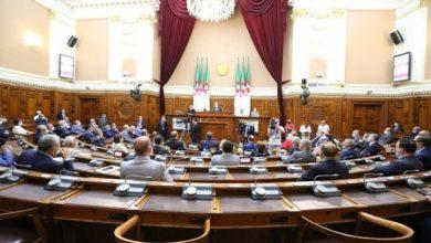 صورة مجلس الأمة ينظم جلسة استماع لوزير العمل والتشغيل جعبوب