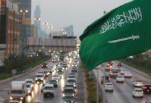 صورة دوي انفجار في السعودية .. والحديث يدور عن صاروخ تم إطلاقه صوب العاصمة