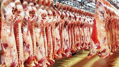 صورة تعليق استيراد اللحوم الحمراء بما فيها المجمدة