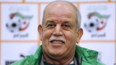 """صورة سعدان: """"مسيرون ليس لهم علاقة بكرة القدم يقومون بتسيير الكرة الجزائرية"""""""