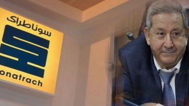 صورة امر بالقبض الدولي قي حق الرئيس المدير العام السابق لسونطراك ولد قدور