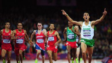 صورة انتخاب فريد بوقايس رئيسا جديدا للاتحادية الجزائرية لألعاب القوى