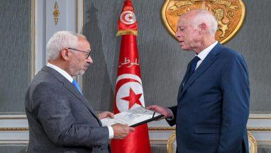 صورة الغنوشي يراسل قيس سعيد ويدعو الى تجميع الفرقاء لايجاد حل لأزمات تونس