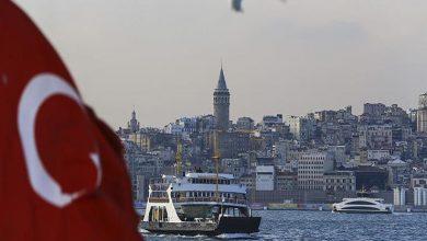 """صورة التلفزيون التركي يعرض خريطة """"للنفوذ التركي المتوقع بحلول 2050"""""""