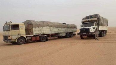صورة إيليزي: منح تراخيص لـ11 متعاملا اقتصاديا لممارسة تجارة المقايضة الحدودية