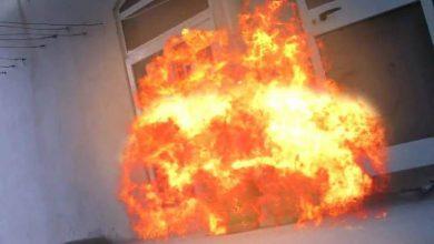 صورة العاصمة: هلاك طالبة إثر انفجار قارورة غاز بإقامة أولاد فايت