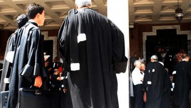 صورة مجلس اتحاد المحاميين يقاطع العمل القضائي