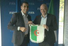 صورة أنفانتينو يؤجل زيارته إلى الجزائر