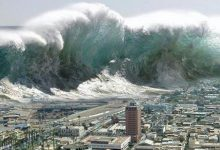 صورة خطر تسونامي يحدق بنيوزيلندا