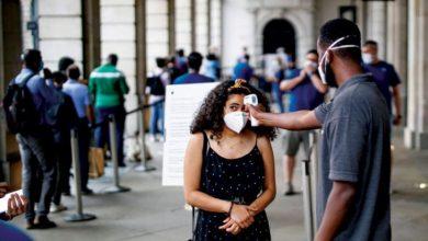 صورة منظمة الصحة العالمية: عودة انتشار فيروس كورونا بقوة في وسط وشرق أوروبا