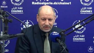 صورة قريمس: أهم أدوات الاستقرار هو العودة إلى الشعب الجزائري لطلب تزكيته