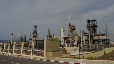 """صورة """"فرتيال الجزائر"""" تصدر 15 ألف طن من الأمونياك نحو أوروبا"""