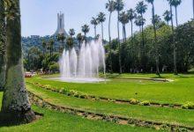 صورة حديقة التجارب بالحامة تنظم جولات استكشافية لزوارها