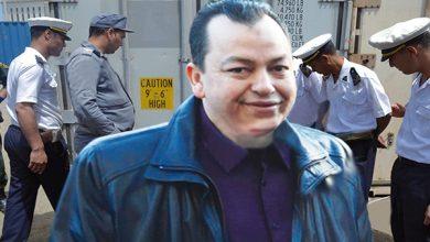 """صورة تأجيل محاكمة  كمال شيخي المدعو """"البوشي"""""""