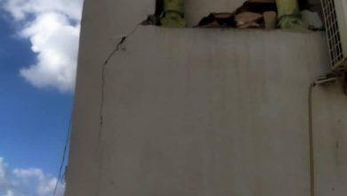 """صورة بجاية: غلق مسجد """"عبد الحميد بن باديس"""" بسبب أضرار الزلزال"""