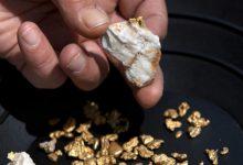 صورة تكوين أساتذة للتنقيب عن الذهب في تمنراست