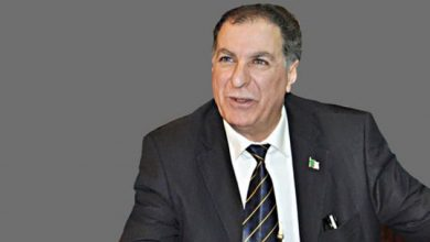 صورة إنتخاب بوعريفي رئيسا جديدا للاتحاد الجزائري لكرة السلة