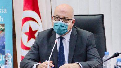 صورة توقيع إتفاقية بين الجزائر وتونـس في المجال الصحـي