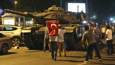 صورة تركيا: الحكم بالمؤبد على 22 عسكري سابق مشاركين في محاولة الانقلاب