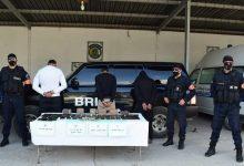 """صورة الطارف: فرقة BRI تفكك شبكة إجرامية وتحجز أزيد من 10 كلغ من """"الزطلة"""""""