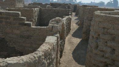 صورة مصر: اكتشاف مدينة مفقودة في محافظة الأقصر تعود إلى عهد الفراعنة