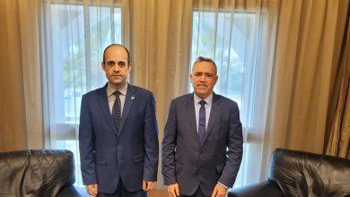 صورة تعاون مرتقب بين الجزائر وأوكرانيا في مجال ترقية الاستثمارات