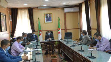 صورة وزارة التربية تؤكـد إلتزامها بالتكفل بمطالب التنظيمات النقابية