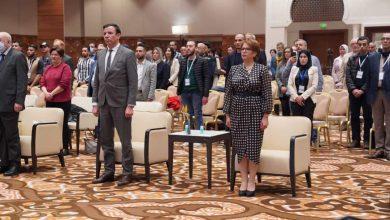 صورة وزيرة الثقافة : تعلن عن اختتام فعاليات منتدى الاقتصاد الثقافي