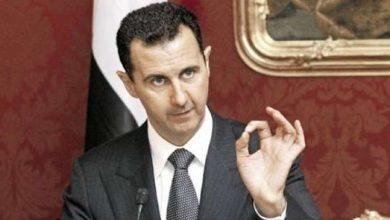 صورة سوريـا: بشار الأسد يعلن ترشحه للإنتخابات الرئاسية