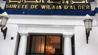 صورة أمن العاصمة يوقف عصابة تنشط في مجال إعداد لافتات تحريضية بتمويل أجنبي