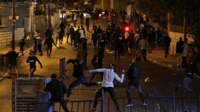 """صورة الأمم المتحدة """"منزعجة"""" من التصعيد في القدس"""