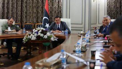 صورة ليبيا: حكومة الدبيبة تعقد أول اجتماعا ببنغـازي