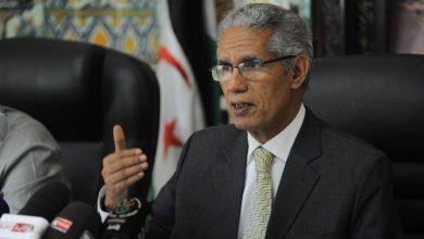 صورة وزير الخارجية الصحراوي: على فرنسا الكف عن التأييد الأعمى لعدوان المخزن