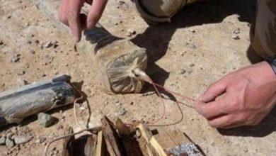 صورة العاصمة: العثور على قنبلة تقليدية الصنع بسيدي موسى