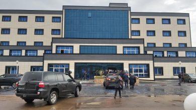 صورة تدشين مستشفى الحروق بوهران في جوان القادم