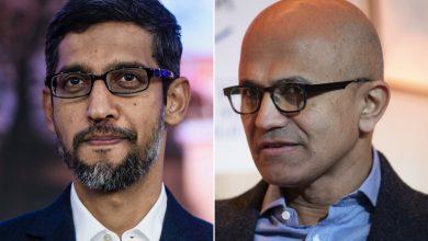 صورة تعاون تكنولوجي بين غوغل ومايكروسوفت وأمازون لمساعدة الهند في مكافحة كورونا