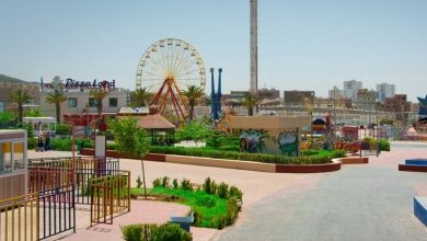 صورة مستغانم: توقيف جميع النشاطات الترفيهية بحديقة  Mosta Land
