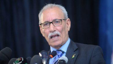 صورة السفير الصحراوي بالجزائر يفند خبر إستدعاء القضاء الإسباني للرئيس غالي