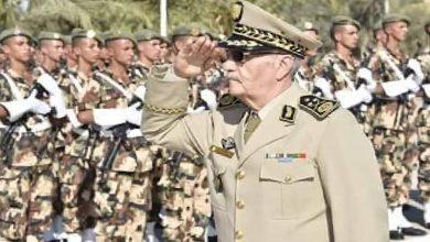 صورة 15 سنة حبسا نافذًا للجنرال عبد الرزاق شريف