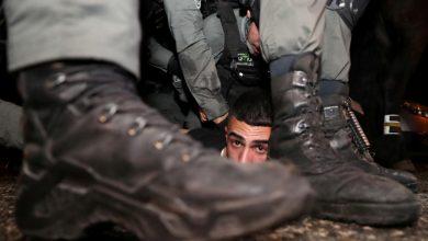 صورة القدس: جرحى وإعتقالات بسبب رفض السكان التنازل عن ملكية المنازل