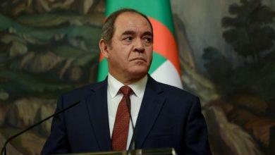 صورة بوقدوم يدعو لتجسيد كافة بنود إتفاق السلم والمصالحة في مالي المنبثق عن مسار الجزائر