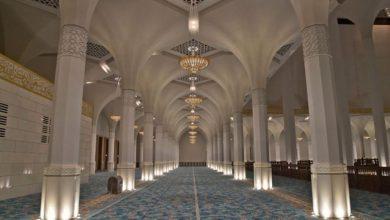 صورة إنشاء الوكالة الوكالة الوطنية لإنجاز جامع الجزائر وتسييره